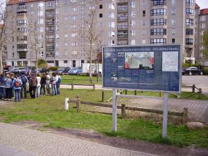 Present Location of Bunker in Berlin